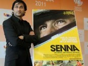 Asif Kapadia's Senna and Steve Mcqueen Shame are both up for gongs in this years BAFTA's