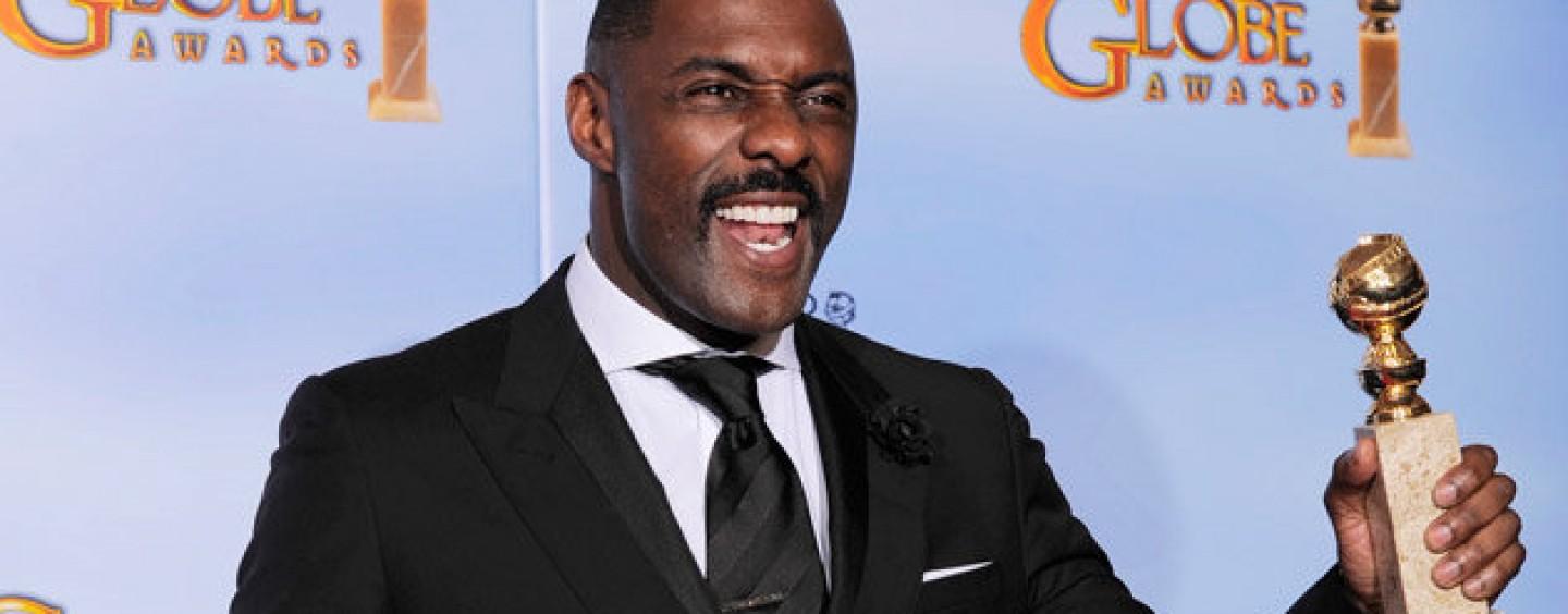 Idris Elba to play icon Nelson Mandela