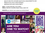 Are you the one to watch