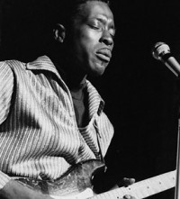 Blues legend Buddy Guy
