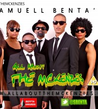Samuell Benta's All About The Mckenzie's Poster