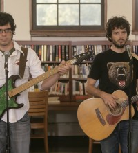 Flight of the Conchords Bret and Jermaine