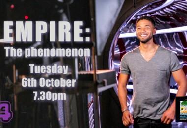 #OnetoWatch Empire: The phenomenon tonight at 7.30pm on E4 @MaroonProds