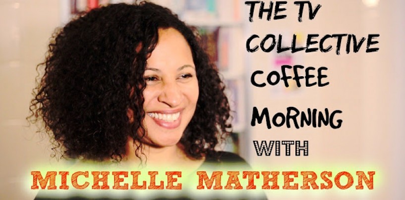 #ShowAndTell #FeaturedMember @joyogude: Coffee with Michelle Matherson