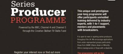 The Creative Skillset's Series Producer Programme