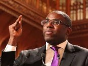 Diversity debate at the House of Commons @DavidLammy