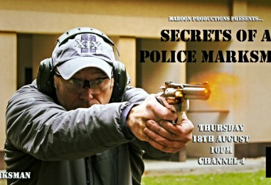 DON'T MISS: Secrets of a Police Marksman @MaroonProd / #Marksman
